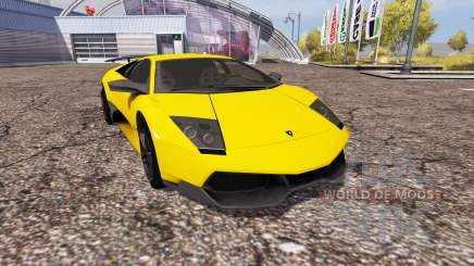 Lamborghini Murcielago LP 670-4 SuperVeloce for Farming Simulator 2013