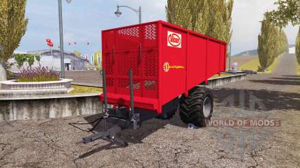 Vicon T-Rex Shuttle v1.1 for Farming Simulator 2013