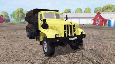 KrAZ 256Б1 for Farming Simulator 2015