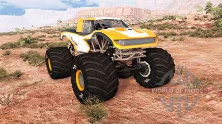 CRD Monster Truck v1.09 for BeamNG Drive