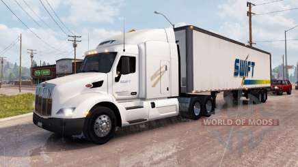 Skins for truck traffic v1.1 for American Truck Simulator