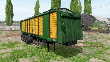 Tipper semitrailer for Farming Simulator 2017