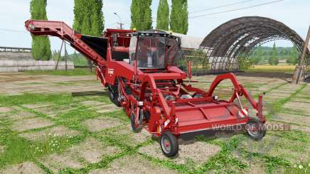 Grimme Tectron 415 v5.0 for Farming Simulator 2017