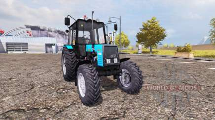 Belarusian MTZ 1025.2 for Farming Simulator 2013