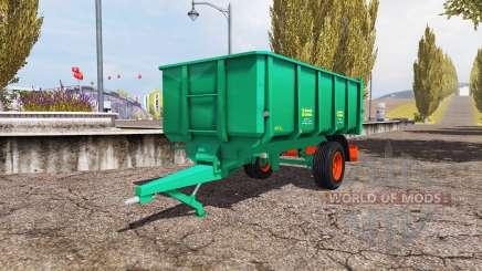 Aguas-Tenias AT v2.0 for Farming Simulator 2013