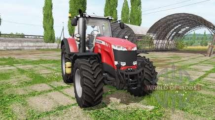Massey Ferguson 8732 v2.0 for Farming Simulator 2017