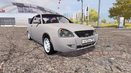 LADA Priora Coupe (21728) for Farming Simulator 2013