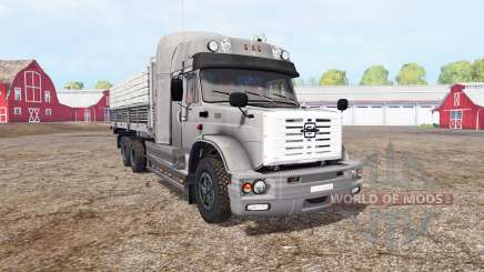 ZIL 133 v1.2 for Farming Simulator 2015