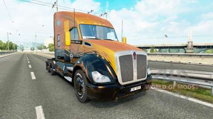 Kenworth T680 v1.1 for Euro Truck Simulator 2