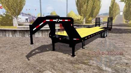 PJ Trailers FD v2.0 for Farming Simulator 2013