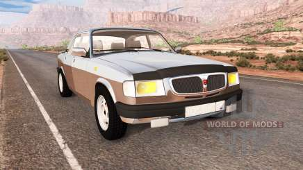 GAZ 3110 Volga for BeamNG Drive