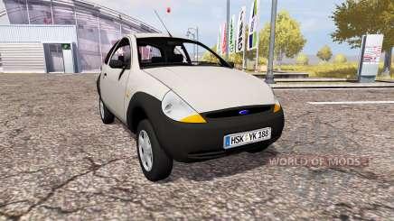 Ford Ka for Farming Simulator 2013