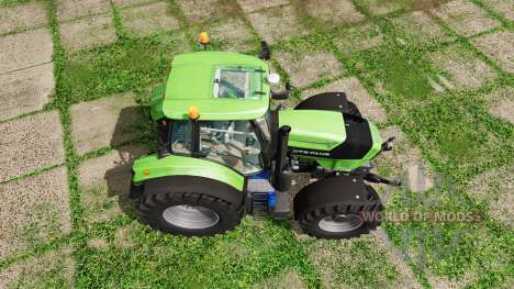 Deutz-Fahr Agrotron 7230 TTV v5.4.1 for Farming Simulator 2017