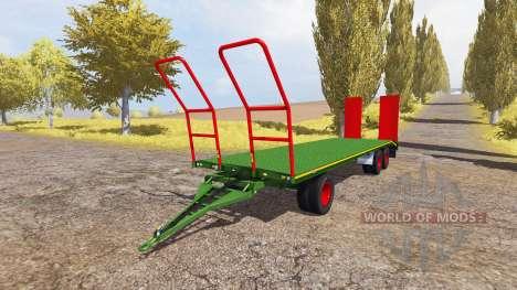 Rimorchi Randazzo PA 97 I v1.3 for Farming Simulator 2013