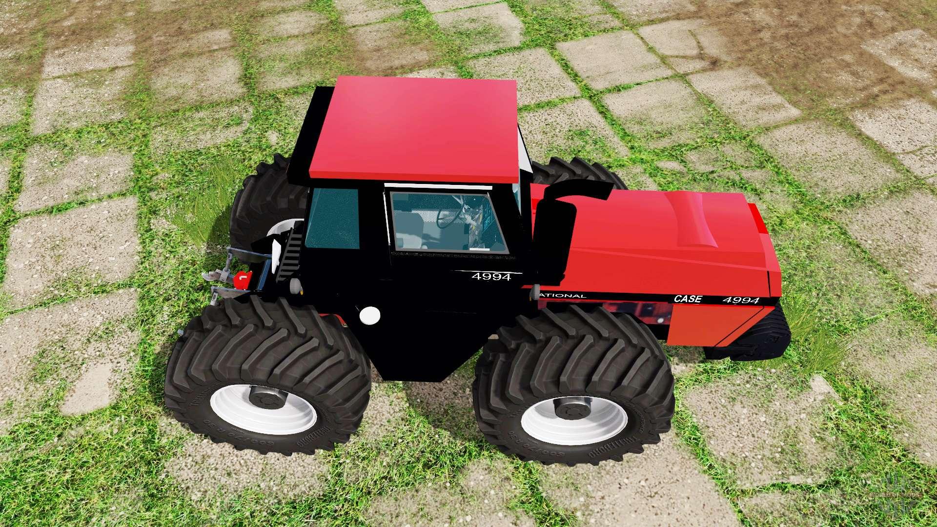 Case 4994 for Farming Simulator 2017