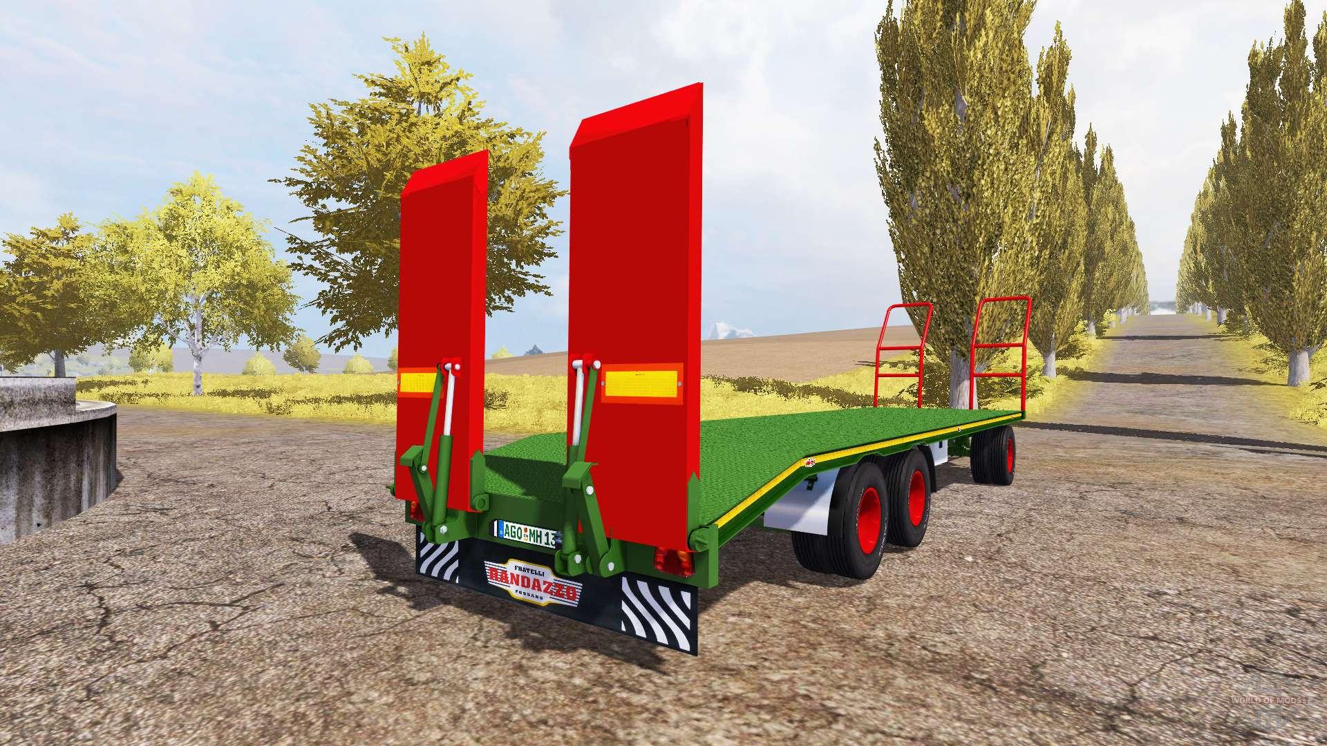 Rimorchi randazzo pa 97 i v1 3 for farming simulator 2013 for Rimorchi randazzo