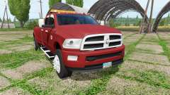 Dodge Ram 3500 4x4 for Farming Simulator 2017