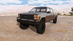 Gavril D-Series diesel engine v2.0 for BeamNG Drive