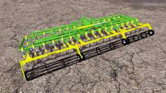 John Deere cultivator for Farming Simulator 2013