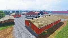 Papenburg v3.1 for Farming Simulator 2015
