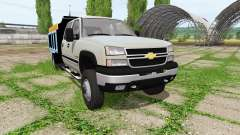 Chevrolet Silverado 3500 HD 2006 for Farming Simulator 2017