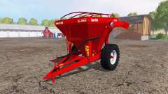 Jan Tanker 10.500 for Farming Simulator 2015