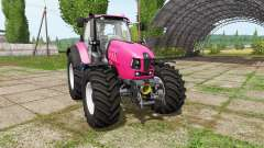 Lamborghini Mach 230 T4i VRT pink edition for Farming Simulator 2017