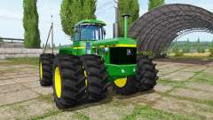 John Deere 8440 for Farming Simulator 2017