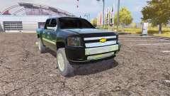 Chevrolet Silverado 2500 HD v2.0 for Farming Simulator 2013