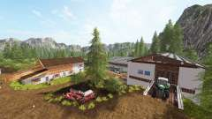 The Zillertal Alps for Farming Simulator 2017