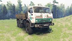 KamAZ 4310 for Spin Tires