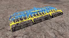 New Holland cultivator for Farming Simulator 2013