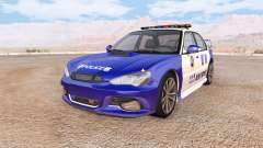 Hirochi Sunburst chinese police v2.0 for BeamNG Drive