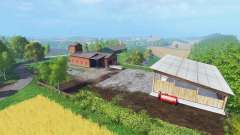 Nordeifel v0.8 for Farming Simulator 2015