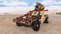 Ibishu Covet Mad Max v0.3.1 for BeamNG Drive