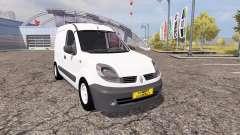 Renault Kangoo v2.0 for Farming Simulator 2013
