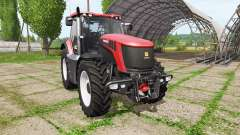 JCB Fastrac 8280 chip tuned