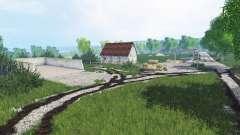 Czech Republic v2.1 for Farming Simulator 2015