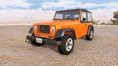 Ibishu Hopper diesel powered v1.21 for BeamNG Drive