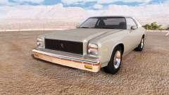 Bruckell Moonhawk facelift v1.3 for BeamNG Drive