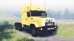ZIL 133-05A v2.0 for Spin Tires