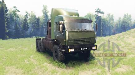 KamAZ 44108 v2 Batyr.0 for Spin Tires