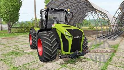 CLAAS Xerion 4500 for Farming Simulator 2017