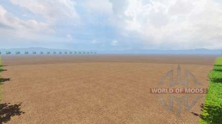 Big earth v2.0 for Farming Simulator 2013