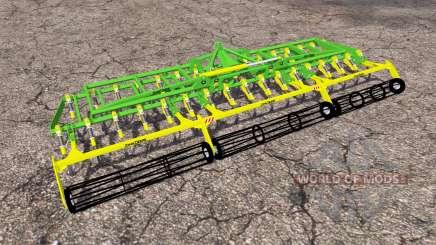 John Deere cultivator for Farming Simulator 2013