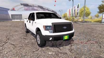 Ford F-150 for Farming Simulator 2013