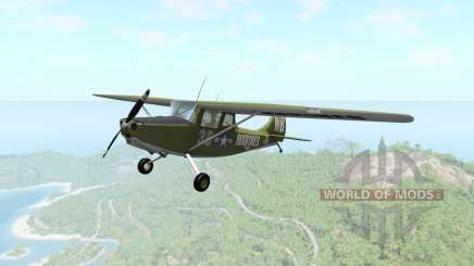 Cessna L19 v1.1 for BeamNG Drive