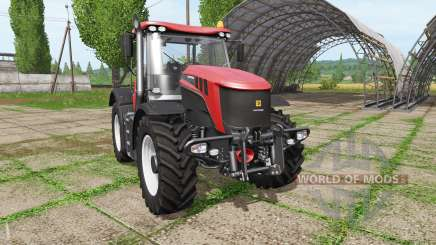 JCB Fastrac 3200 Xtra chip tuned for Farming Simulator 2017
