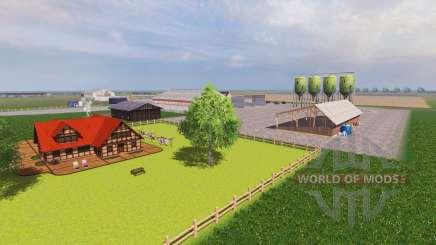 A small village for Farming Simulator 2013