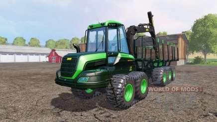 PONSSE Buffalo 10x10 for Farming Simulator 2015